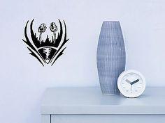 Wall Vinyl Decals Sticker Housewares Music Electronic DJ AB1309