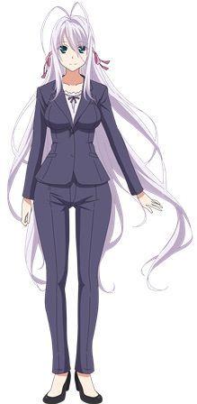 """Rossweisse (VA: Ai Kakuma)"" | Anime High School DxD Hero"