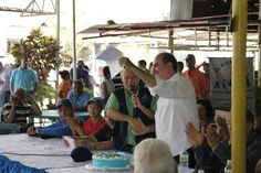 Jubilados y pensionados entregan  documento hoy en gobernación