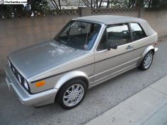 1989 VW Cabriolet Convertible Vw Mk1, Vw Volkswagen, Golf 1 Cabriolet, M Benz, Old M, Mk 1, Diy Car, Car Pictures, Cars And Motorcycles