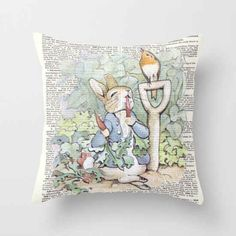 Snuggle up with Peter Rabbit.