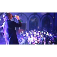 Matisyahu performed on Friday at Neptune Theatre