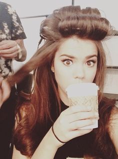 Maia Mitchell <3 she is cool to loved her in teen beach movie