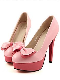 shoes- http://zzkko.com/n215459-ound-Europe-platform-shoes-stiletto-shoes-spell-color-sweet-bow-was-thin-high-heels-shoes-nightclub.html $19.64