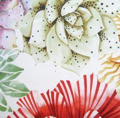Missoni Karoo fabric #149 colourway