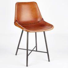 X Base Schoolhouse Chair
