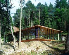 Thomas Schütte, One Man House II, 2007–2009.