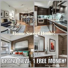 """Deal of the Day: For more info text """"DEAL"""" to 214-308-1807. UPTOWN: brand new construction in the heart of uptown. Walking distance to all bars on McKinney Ave and Cedar Springs could be dangerous. haha. Offering 1 free month on 12 month leases. Pays 100% of 1 months rent as commission. 1/1 start at $1738 (600sf) 2/2 start at $3700 (1326sf). Don't forget to put down """"Help Urself Leasing"""" when filling out ur lease application to get back 50% of the commission we earn from ur referral. Check…"""