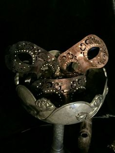 Victorian Jewelry, Antique Jewelry, Vintage Jewelry, Cinderella Stepsisters, Gothic Mask, Wicked Witch, Masquerade Ball, Costume Accessories, Occult