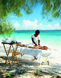 Oceanside Bahamian Massages