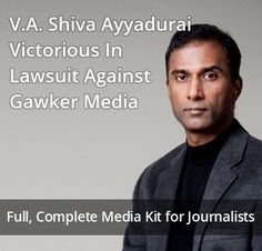 V.A. Shiva Ayyadurai - The Inventor of Email