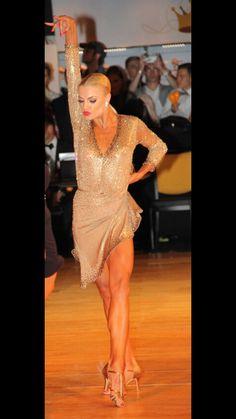 Professional Latin Ballroom Dancing Yulia Zagoruychenko