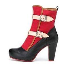 Lola Ramona Angie P – Støvler – Rød