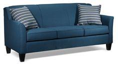 Living Room Furniture - Mackenzie Sofa Width:  78''  Height: 35''  Depth: 34''  $849.00 Take 20% off the price above!