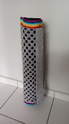 Crochet Yoga Mat Bag
