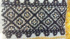 c/o Sanda Luiza Goga Folk Embroidery, Romania, Bohemian Rug, Textiles, Costume, Detail, Rugs, Blouse, Folklore