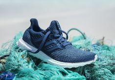 The latest Parley adidas Ultra Boost Collection features the Ultra Boost, Ultra Boost Uncaged, and Ultra Boost X. Available May 10th, 2017. Full details:
