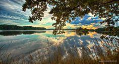 Riflessi e colori sui laghi della Repubblica Ceca