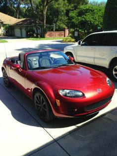 2008 Mazda MX-5 Miata Touring Convertible
