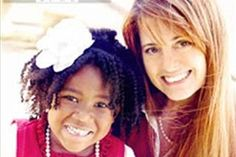 White moms, black hair: Blogs teach adoptive and interracial families to care for hair - ArkLaTexHomepage.com