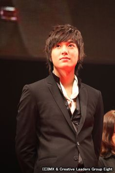 So in love with Lee Min Ho 💕 I'm gonna miss him while he's doing his mandatory military service for 2 years 😥