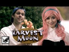 Harvest Moon: The Movie (Trailer) | Gritty Reboots - YouTube
