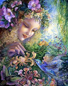 Flower Fairy ~ http://universal-wellness.blogspot.com/2015/02/baring-my-soul-and-planting-dream.html                                                                                                                                                      Mehr