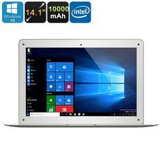 Jumper EzBook 2 Ultrabook Laptop - lizenzierte Windows-10, 14,1 Zoll FHD-Display, Int kaufen bei Hood.de
