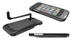 The Reactor iPhone 5 Case with Generator