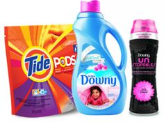 2 NEW Tide PODS, Gain or Downy Product Coupons on http://hunt4freebies.com/coupons