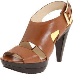 Michael Michael Kors Women's Carla Platform Sandal *** Remarkable product available now. : Wedge sandals