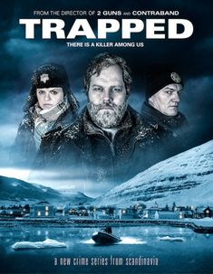 Trapped: New Icelandic crime drama airs Saturday 13 February on BBC4
