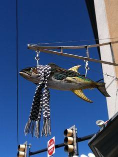 Jumpin Jay's Fish Market Restaurant, Congress St, Portsmouth NH.
