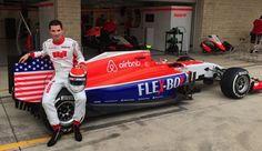 Alexander Rossi-Winner 2016 Indy 500