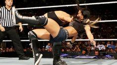 WWE.com: Kaitlyn vs. WWE Divas Champion AJ Lee - WWE Divas Championship Match: photos