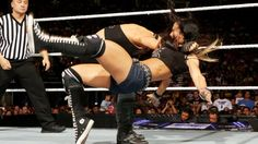 WWE.com: Kaitlyn vs. WWE Divas Champion AJ Lee - WWE Divas Championship Match: photos