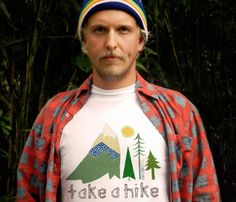 Take A Hike Tee by Truly Sanctuary