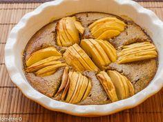 Recette Dessert : Gâteau  pommes noisettes par Kilometre-0