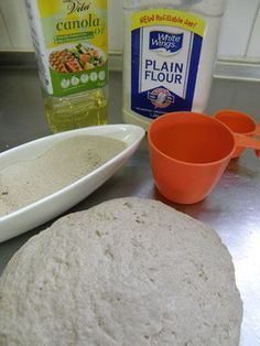 How to make a sand play dough! @Heather Burgen, good for little ones! Play Based Learning!