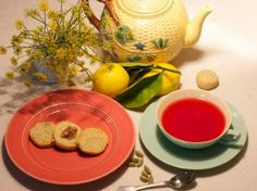 Cooking with Mara; Healthy Cookies with Cardamom, Ginger & Lemon
