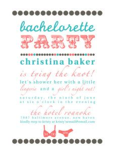 Invitations for Weddings, Bridal Showers, Engagement Parties - Etsy