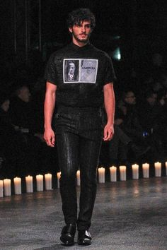 Givenchy Fall/Winter 2013-14 Men's Show | Homotography