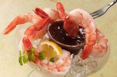 Cranberry Shrimp Cocktail recipe