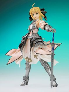 Fate/Unlimited Codes - Saber Lily - 1/8 (Gift)