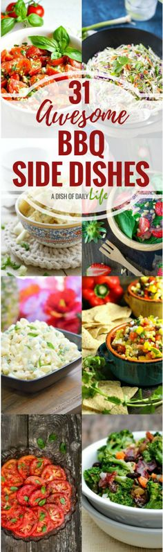 31 Awesome BBQ Side Dishes to Kick Off the Summer Season https://www.adishofdailylife.com/2017/06/bbq-side-dishes/