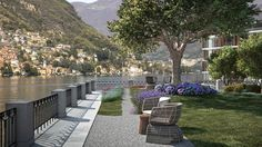 New luxury hotel, Il Sereno, to open on Lake Como this year Designed by Patricia Urquiola