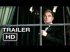 The Great Gatsby (2012) |  WATCH First OFFICIAL Trailer.  A Baz Luhrmann Film. Warner Bros release. Coming Christmas Day 2012.