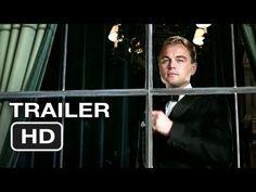 The Great Gatsby Official Trailer #1 (2012) Leonardo DiCaprio Movie HD
