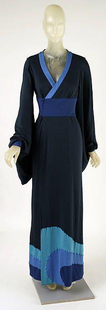 Dress, Giorgio di Sant'Angelo, 1971.