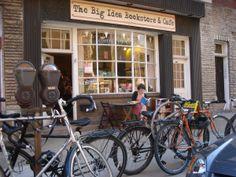 The Big Idea Cooperative Bookstore & Cafe